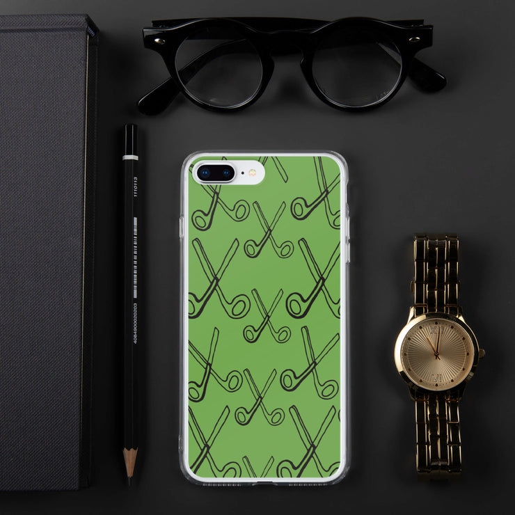 Skizzers Green iPhone Case