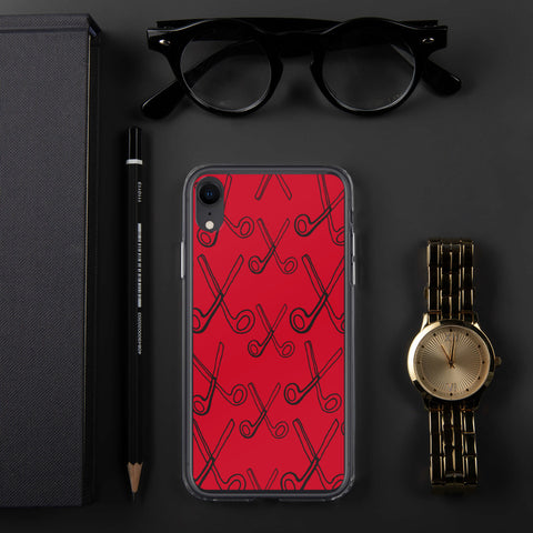 Skizzers Red iPhone Case