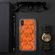 Skizzers Orange iPhone Case