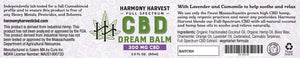 300mg Full-Spectrum CBD Dream Balm
