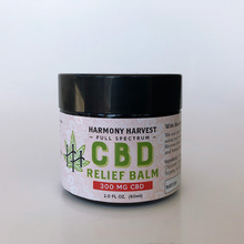 Load image into Gallery viewer, 300mg Full-Spectrum CBD Relief Balm
