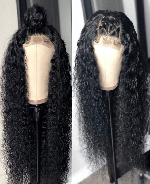 Brazilian 360 Curly Lace Front Wig - Exclusive Hair