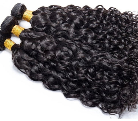 Brazilian Water Wave Bundles - Exclusive Hair