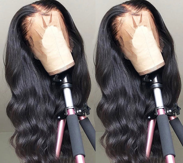 Transparent Lace 13*6 Body-Wave Lace Front Wig - Exclusive Hair
