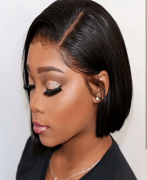 Brazilian Lace Front Bob Wig - Exclusive Hair