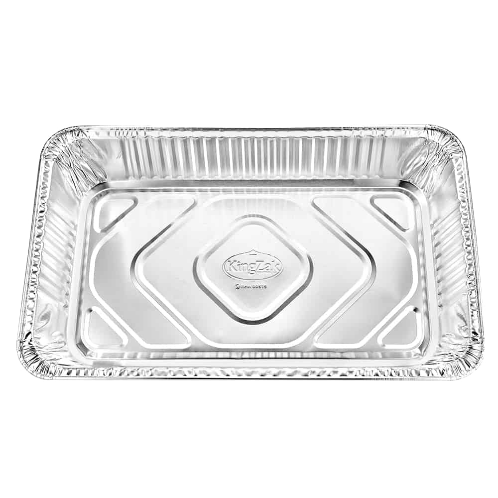 Heavy Duty Aluminum Foil Extra Heavy Full Size Deep Pan 20.75