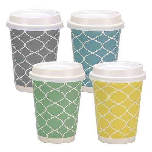 12oz Cup / Lattice
