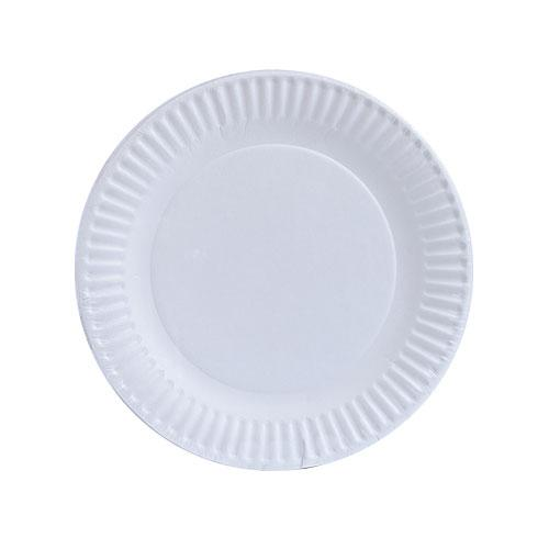 6inch Plate / White