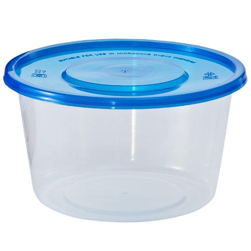 Premium Heavy Weight Plastic Container<br/>Size Options: 34oz Container