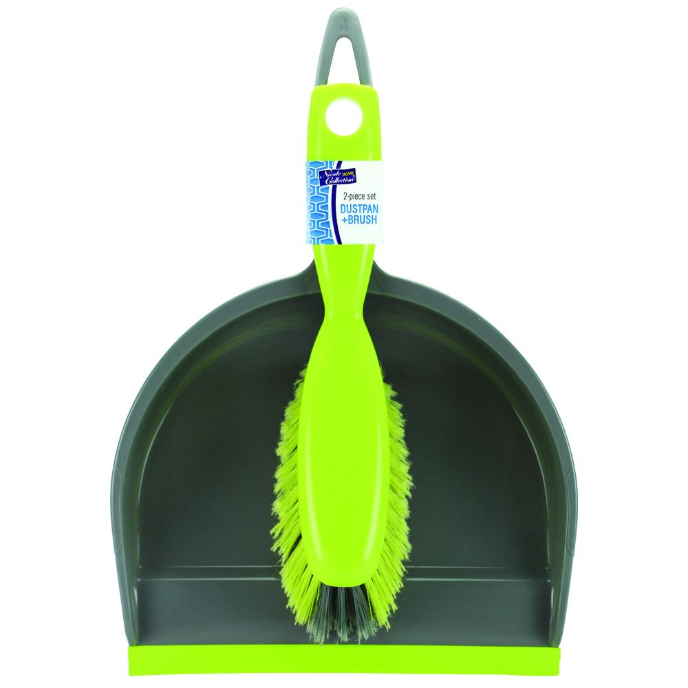 Dustpan and Brush<br/>Size Options: 8.5inchx12.5inchx3inch Dustpan and Brush