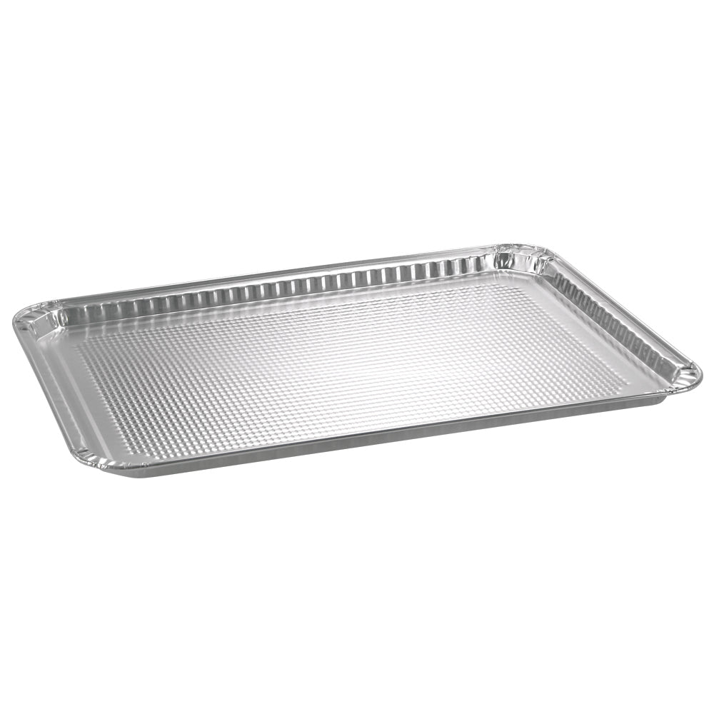 Heavy Duty Aluminum Foil Texture Cookie Sheet With Label 15.75