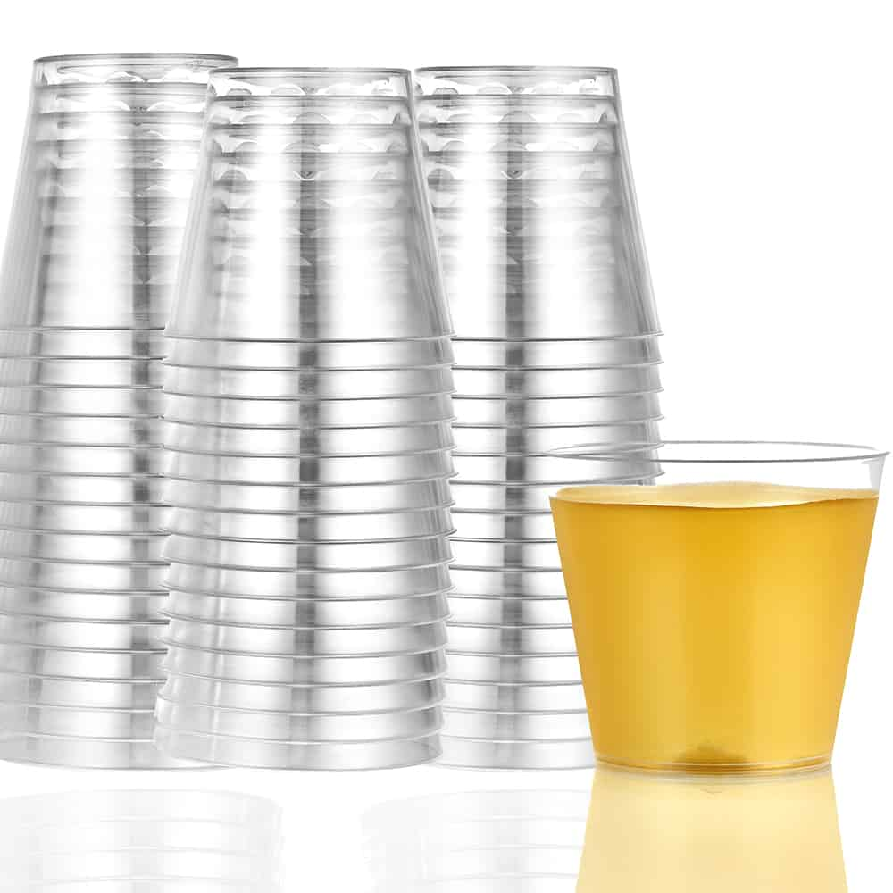Premium Heavy Weight Plastic Drinkware