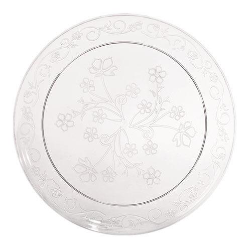 7inch Plate / Clear