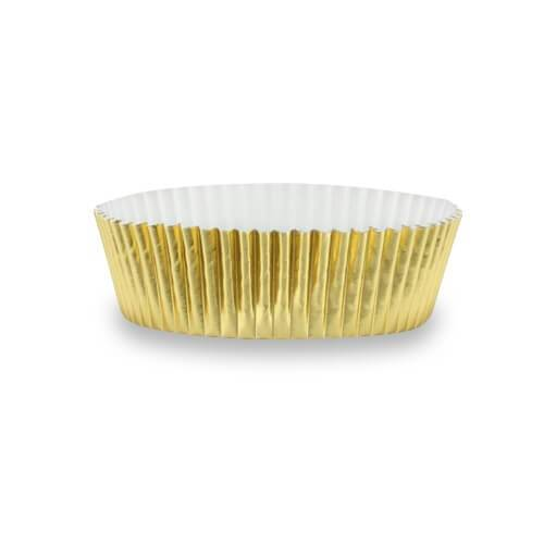3inch Baking Cups / Gold