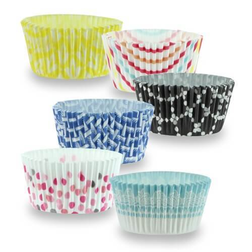 2inch Baking Cups / Assorted