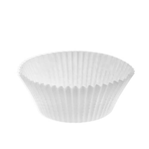 Baking Cups / White