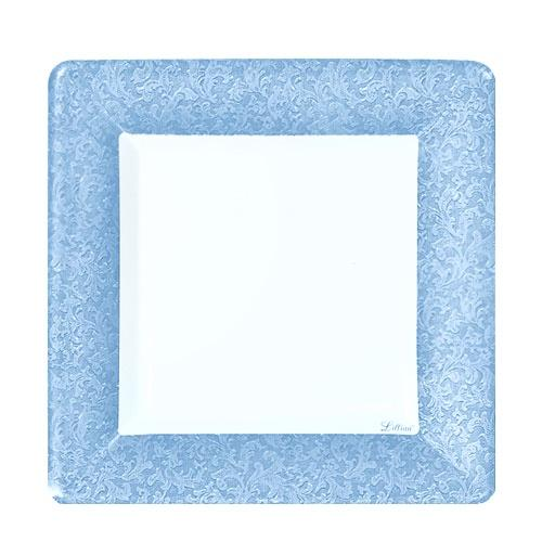 7inch Plate / Blue