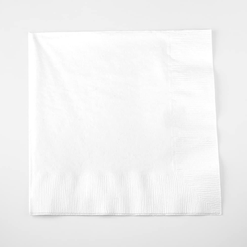 Premium Paper Square Tableware<br/>Size Options: 10inch Plate, 7inch Plate, 9oz Cup, Lunch Napkin, Beverage Napkin, and Bistro Napkin