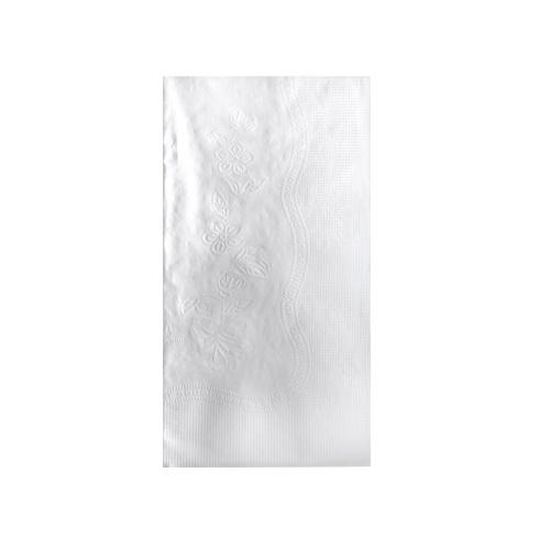 16.5inchx15inch Dinner Napkin / White