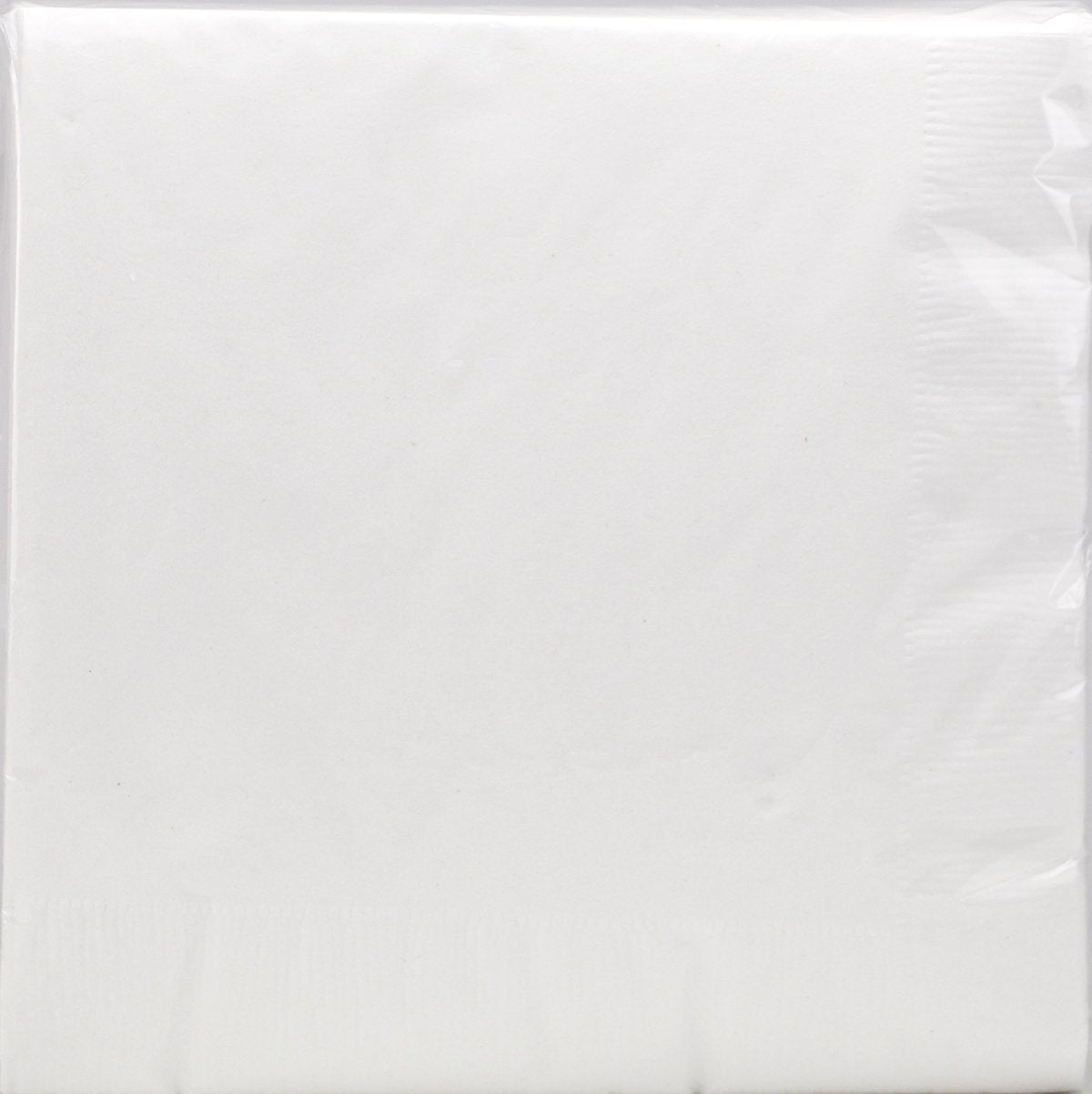 12.87inchx12.87inch Luncheon Napkin / White