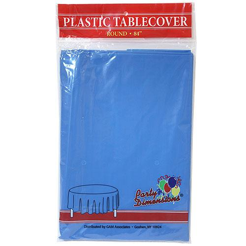84inch Tablecover / Medium Blue