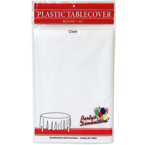84inch Tablecover / Clear