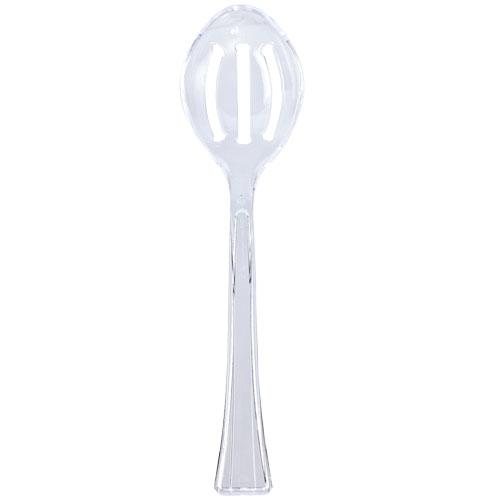 Slotted Spoon / Clear