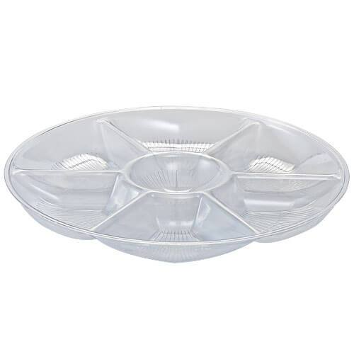 14inch Platter / Clear