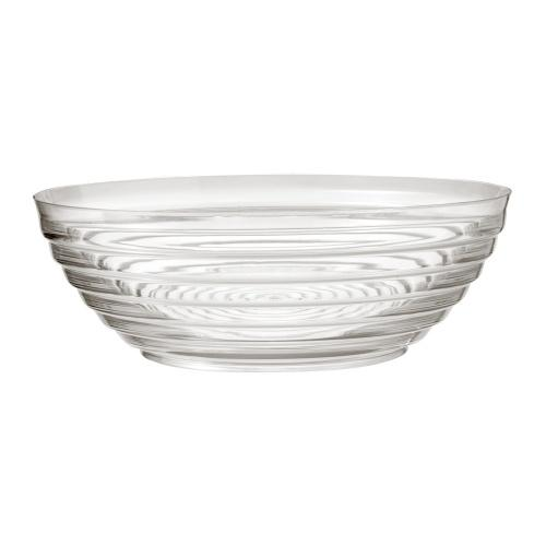 11inch Serving Bowl / Clear