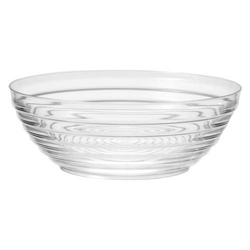 7inch Serving Bowl / Clear