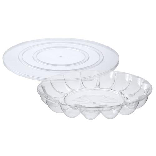 Deviled Egg Tray / Clear