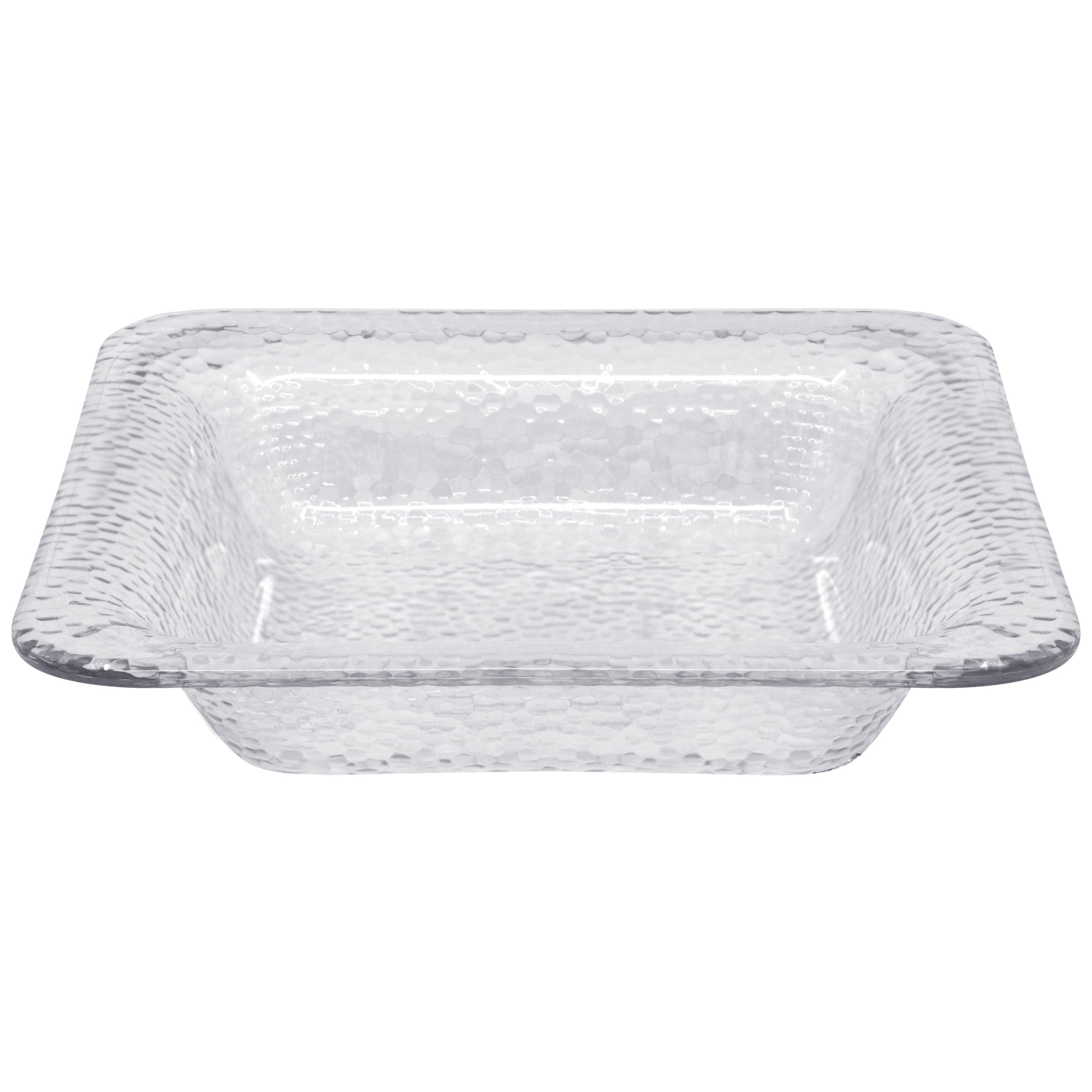 Premium Heavy Extra Weight Plastic Serving Bowl<br/>Size Options: 112 Serving Bowl and 8.5inchx12.7inch Serving Bowl