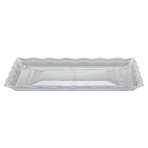 12inchx13inch Serving Tray / Clear