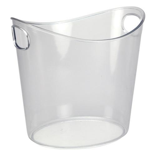 5.25quart Ice Bucket / Clear