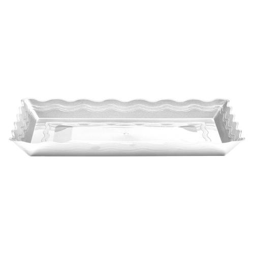 9inchx13inch Serving Tray / White