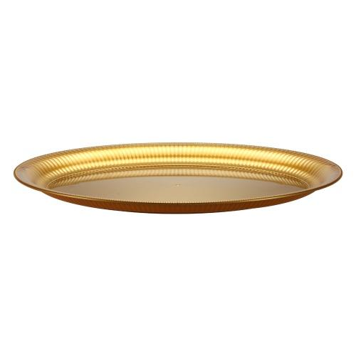 14inchx21inch Serving Tray / Gold