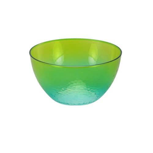 30oz Serving Bowl / Green/Blue