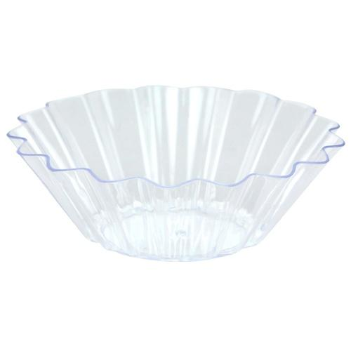 Mini Fanflair Dish / Clear