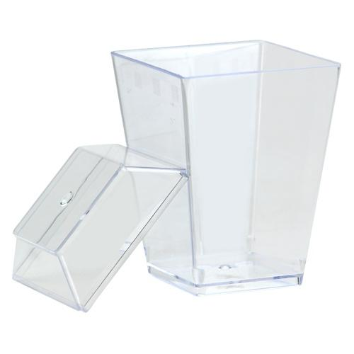 Mini 6oz Gourmet Dish / Clear