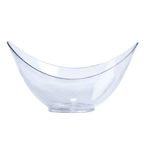 Mini 1.5oz Oval Bowl / Clear