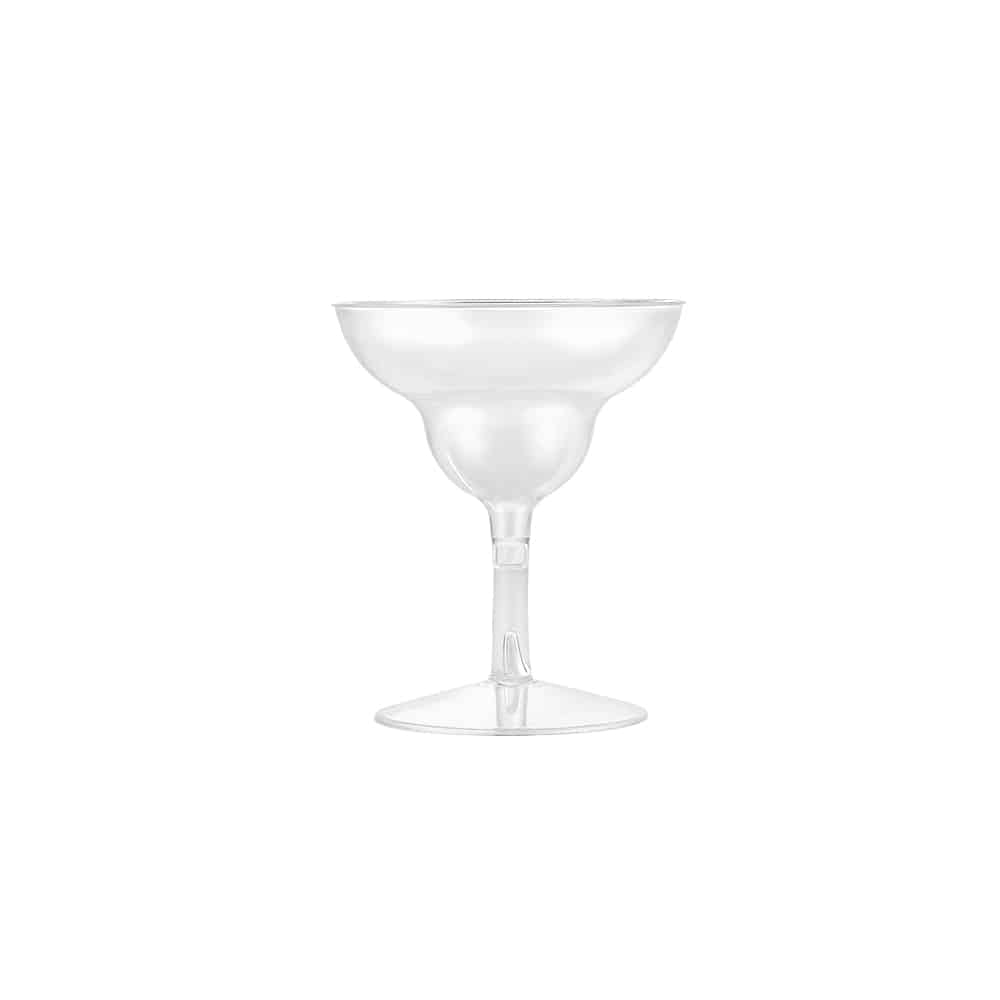 Premium Plastic Mini Drinkware<br/>Size Options: Petite Wine Cup, Petite Margarita Cup, Petite Martini Cup, Petite Martini Glass and Mini Glass Shot