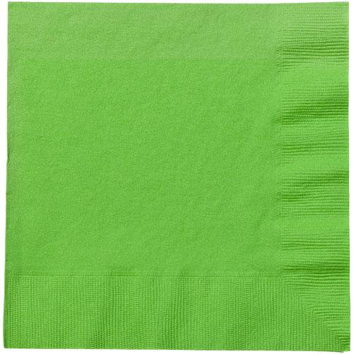 Luncheon Napkin / Lime Green