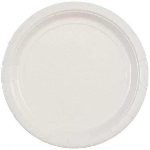 9inch Plate / White