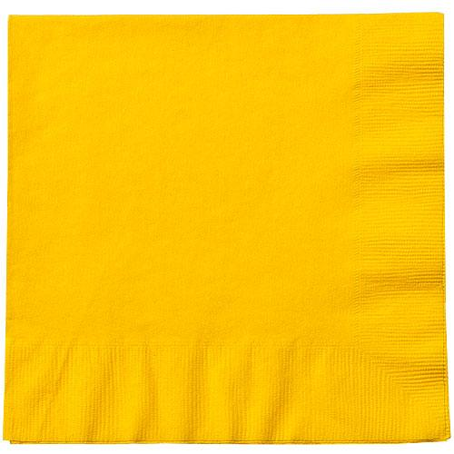 Lunch Napkin / Sunshine Yellow