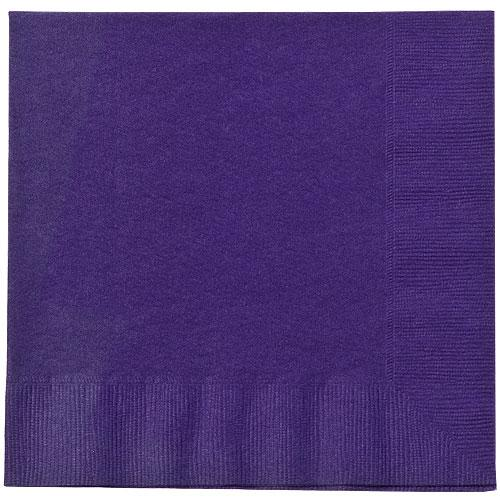 Luncheon Napkin / Purple