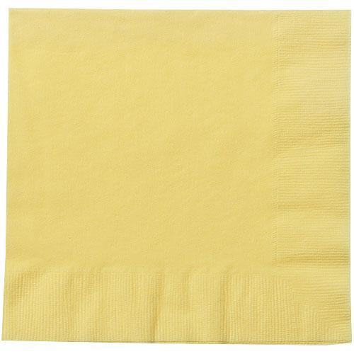 Luncheon Napkin / Yellow