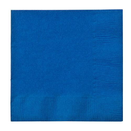 Beverage Napkin / Blue