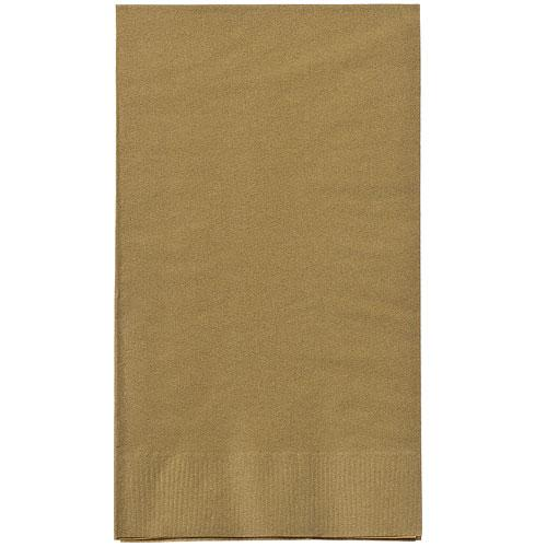 Guest Towel / Gold