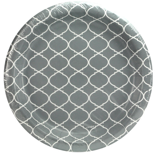 Premium Paper Lattice Tableware<br/>Size Options: 10inch Plate, 8.75inch Plate, 7inch Plate, 20oz Bowl, 12oz Bowl, 12oz Cup., and Lunch Napkin