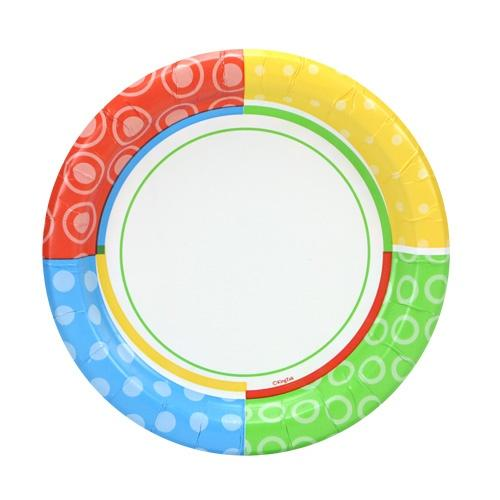 7inch Plate / Dazzling Dots